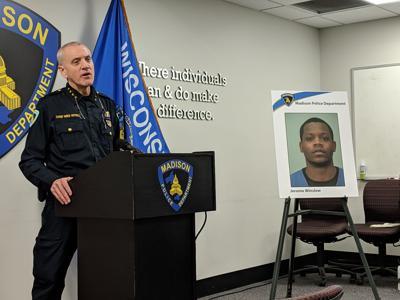 Chief Koval Winslow arrest