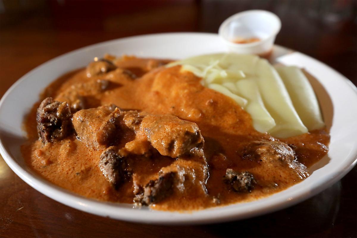 Kingdom Restaurant fufu