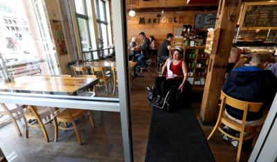 A seat at the table: Disability advocates push for better access when dining out