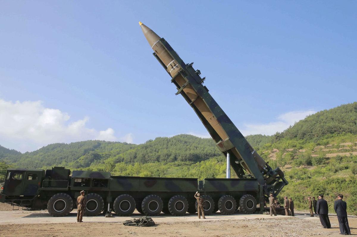 North Korea US Trump Kim Part Two?