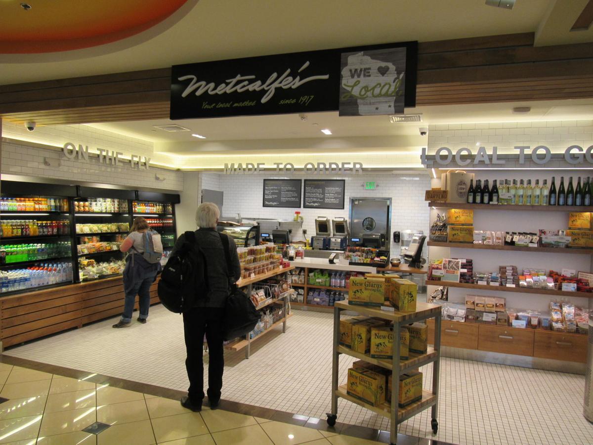 Dane County Regional Airport Retail