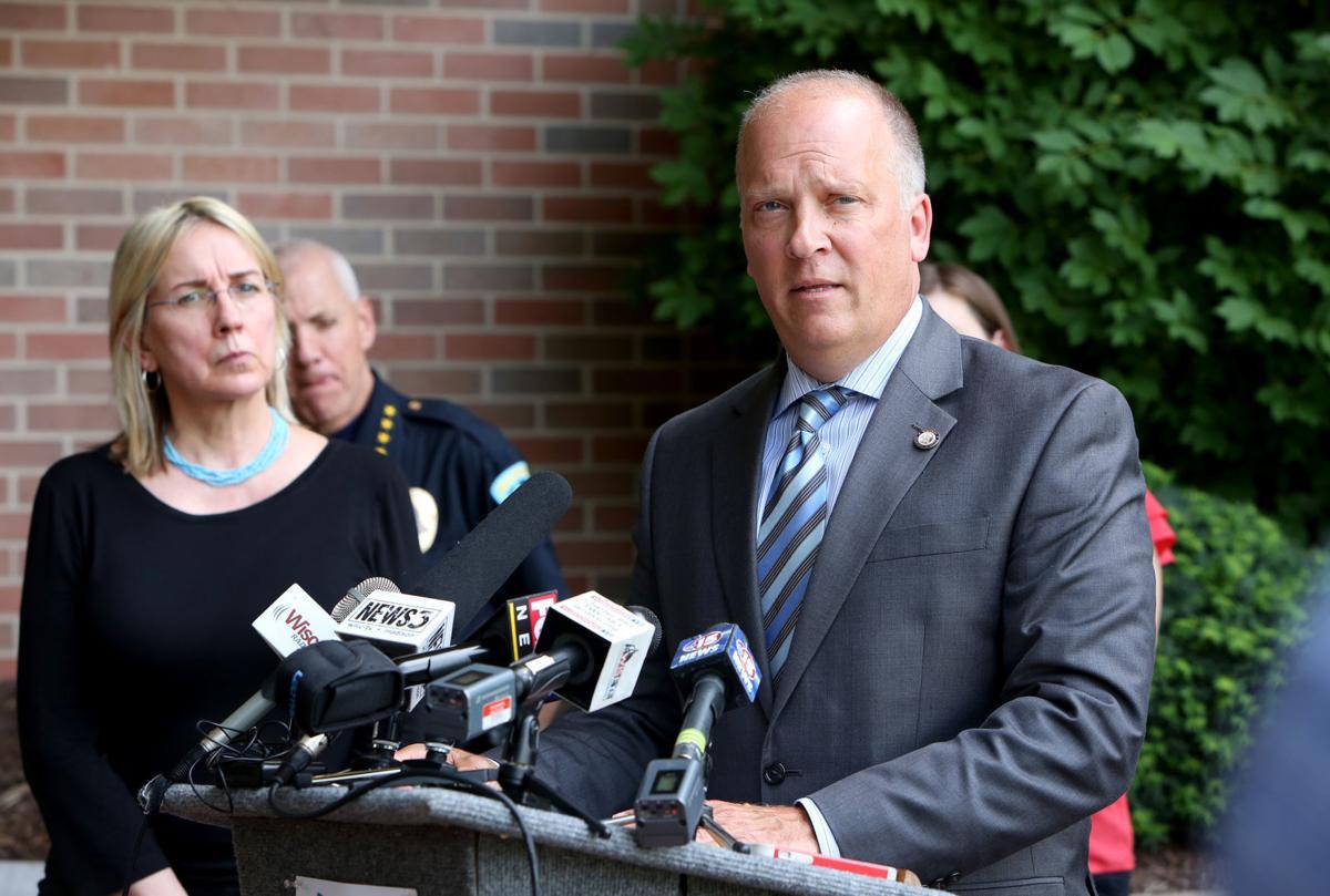 Attorney General Brad Schimel public lands controversy
