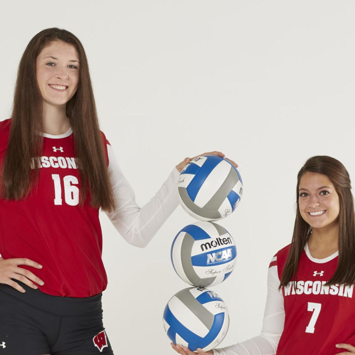 Badgers volleyball: 6-8 Dana Rettke ready for her Wisconsin debut