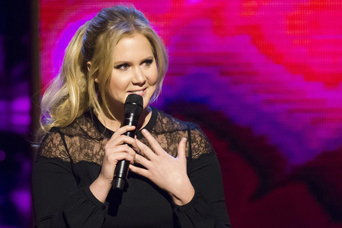Not Real News Amy Schumer