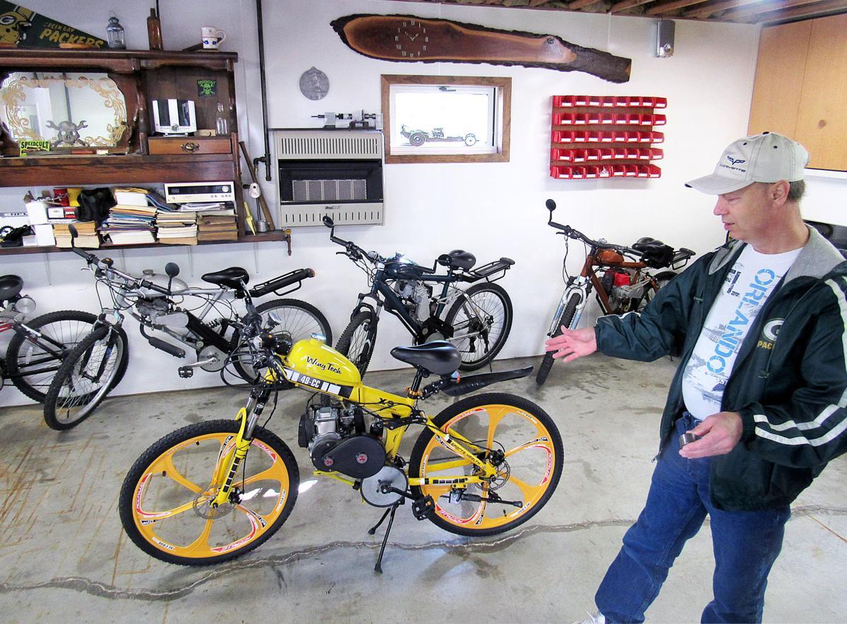 Wing Tech Bikes