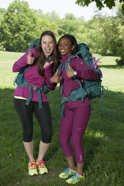 The Amazing Race, Amy DeJong, Maya Warren