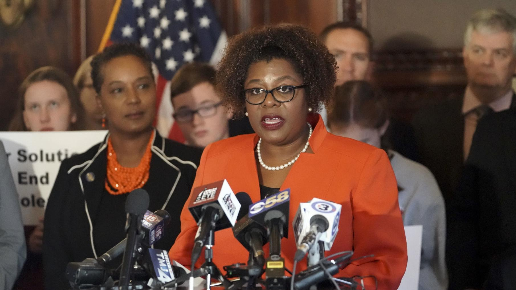 Wisconsin Sen. LaToya Johnson Calls Out Colleagues for Dismissing Concerns of State's Black Community