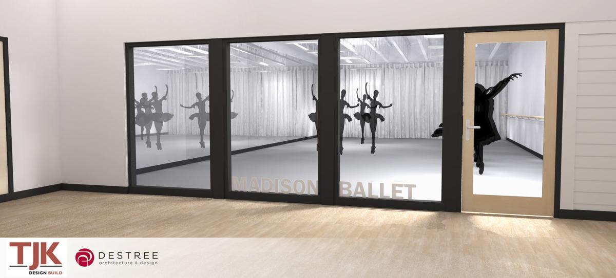 Ballet rendering