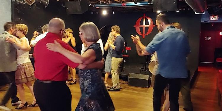 Tango Drop-in Class