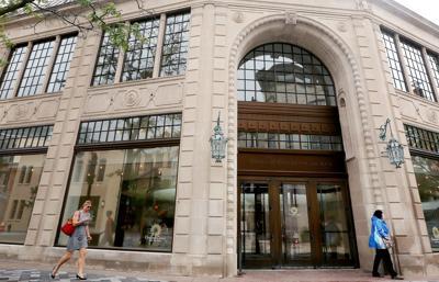 Overture Center exterior for Make Music Madison