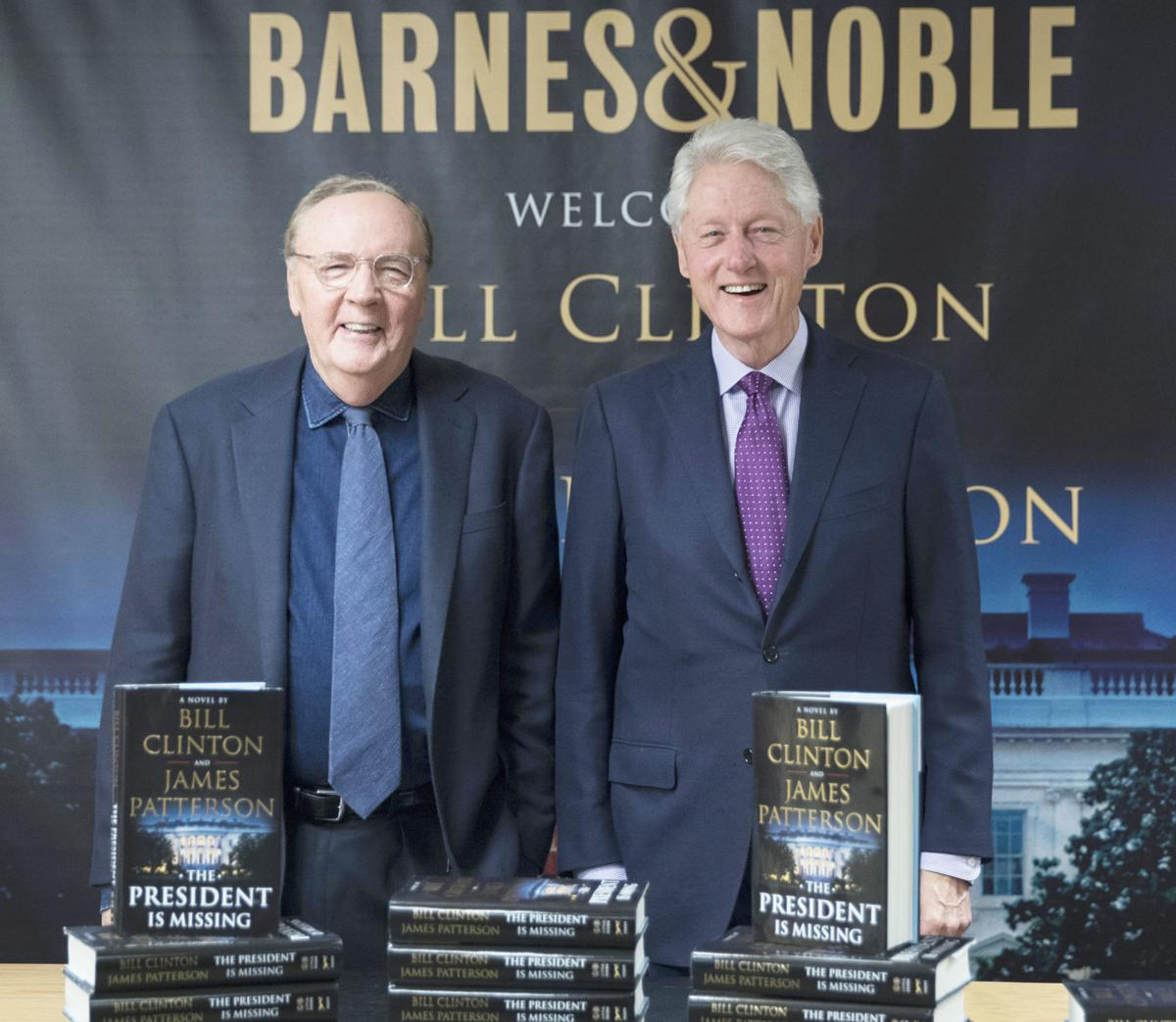 Books Clinton Sales