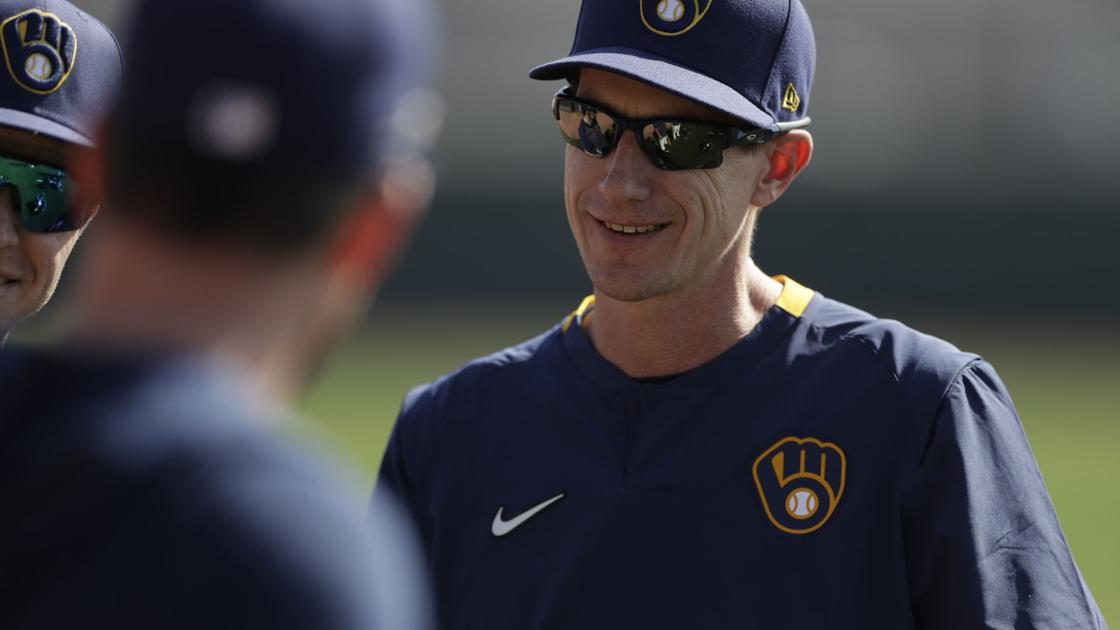 Brewers fall to Padres in Cactus League opener
