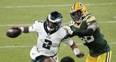 Packers vs. Eagles