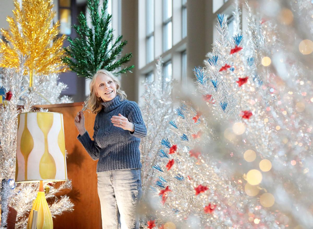 Is Adams County Picking Up Christmas Trees 2020 Wisconsin's tinsel town: Aluminum Christmas trees part of