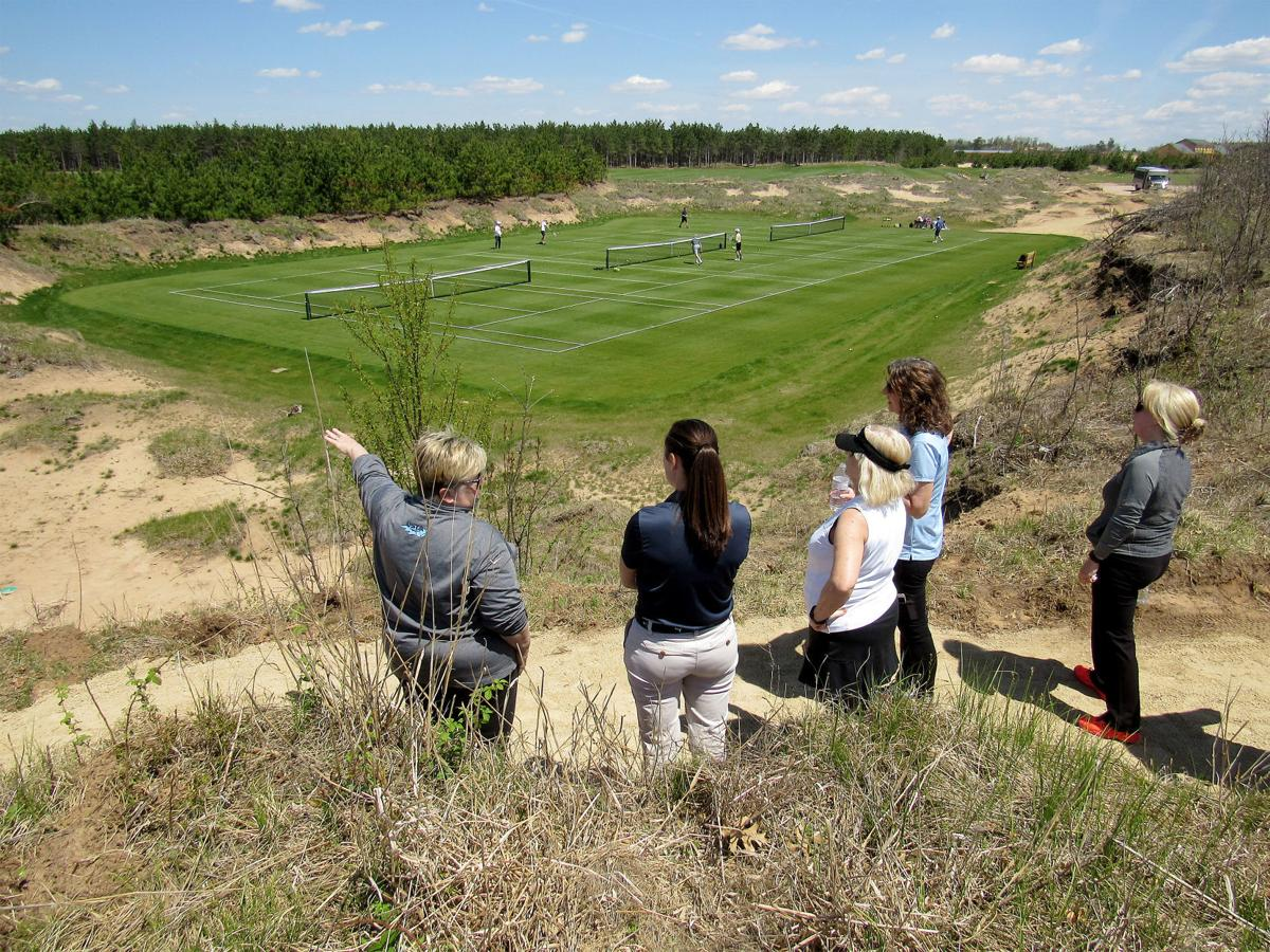 Sand Valley Golf Resort offers up Wimbledon experience in ...