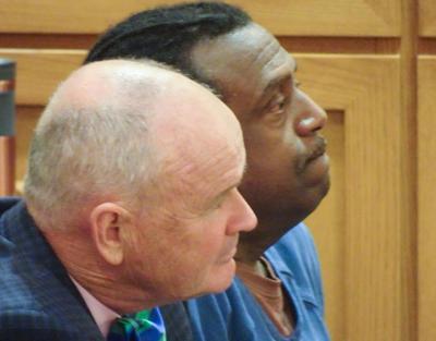 Morris Reid in court
