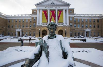 Branding Bascom Hall With Big Red W >> Uw Madison Under Federal Investigation For Handling Of Sexual