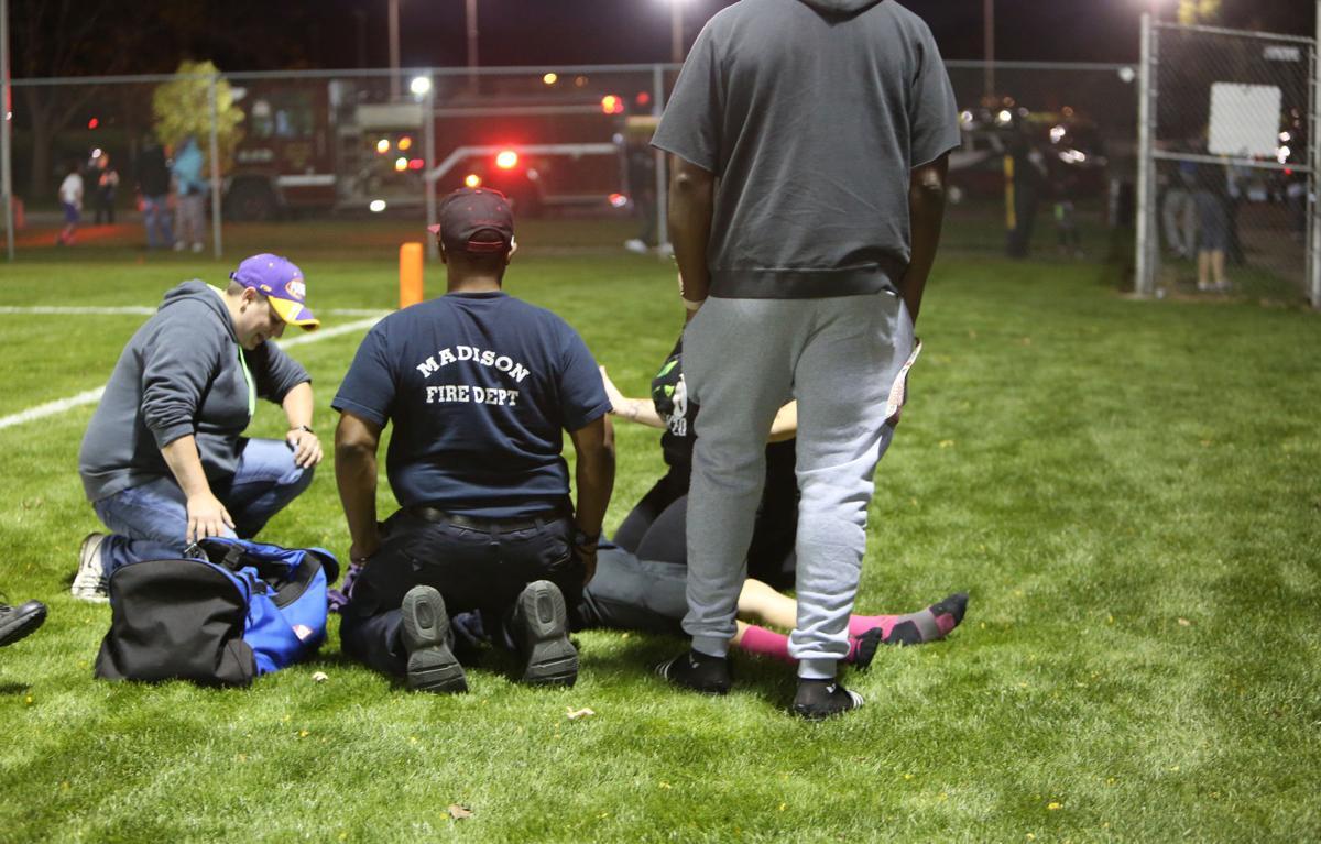 YOUTH FOOTBALL Injury