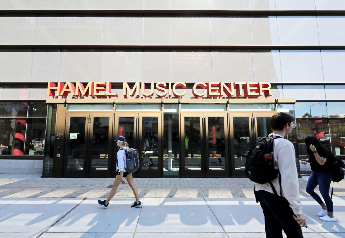 Hamel Music Center at UW-Madison