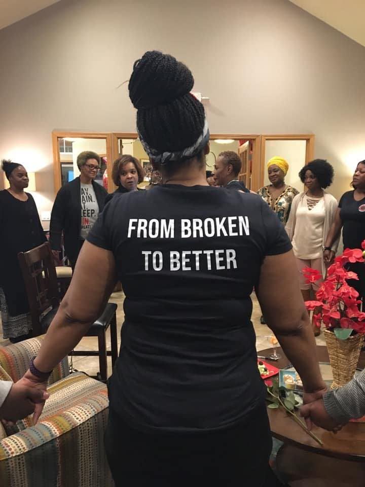 From Broken to Better