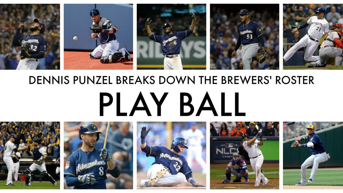82e987663 Play ball: Get to know the Milwaukee Brewers as they prepare for Opening  Day | Major League Baseball | madison.com