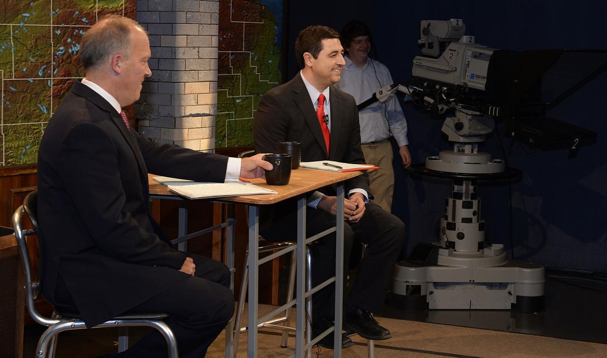 Brad Schimel and Josh Kaul debate (copy)
