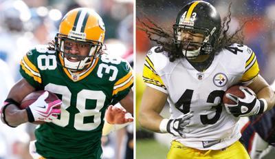 472d76730 Super Bowl XLV playmakers  Defensive backs
