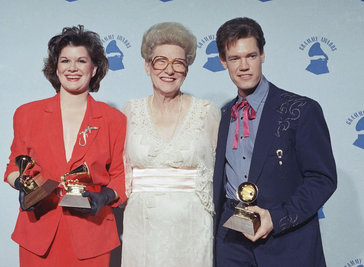 K.T. Oslin, Minnie Pearl and Randy Travis