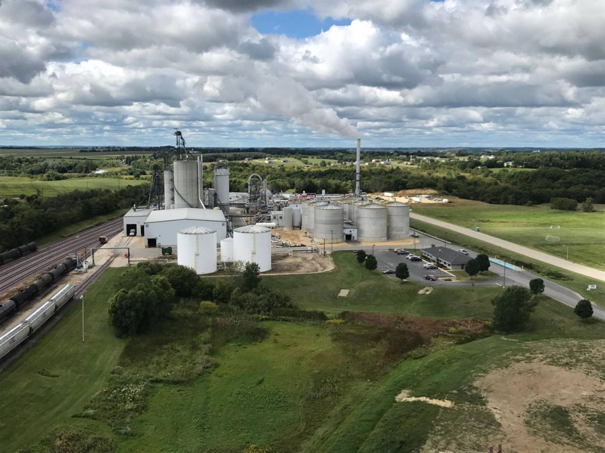 Badger State Ethanol plant