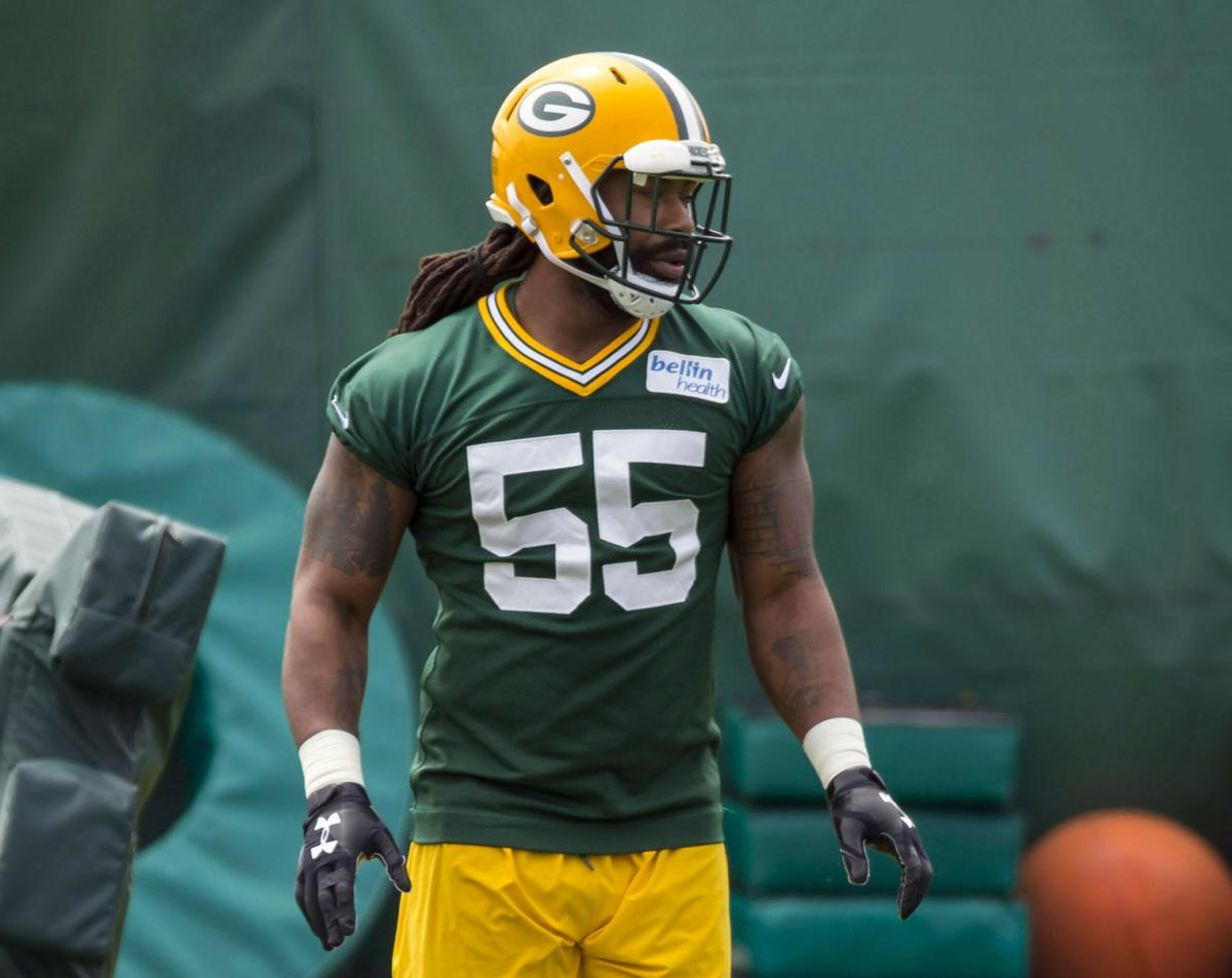 sale retailer 88e52 98d22 Packers by position: Despite additions at outside linebacker ...