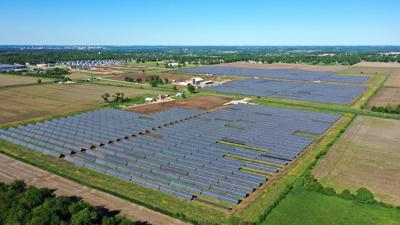 O'Brien Solar Fields