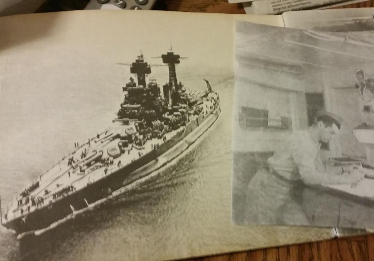 Beloit veteran remembers attack on Pearl Harbor 75 years ago
