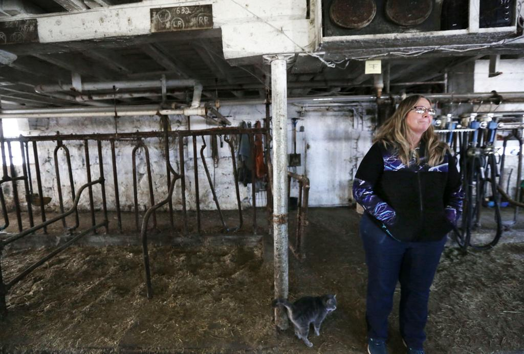 State leads nation in farm bankruptcies again, dairy farm closings
