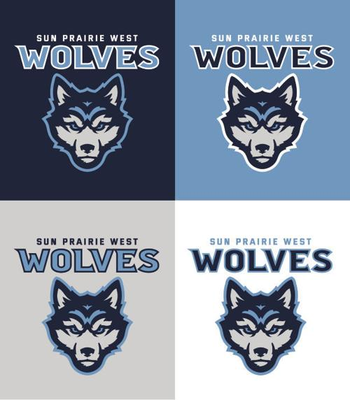 Wolves logos