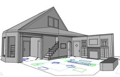 3D Camera 1 House Center PDF