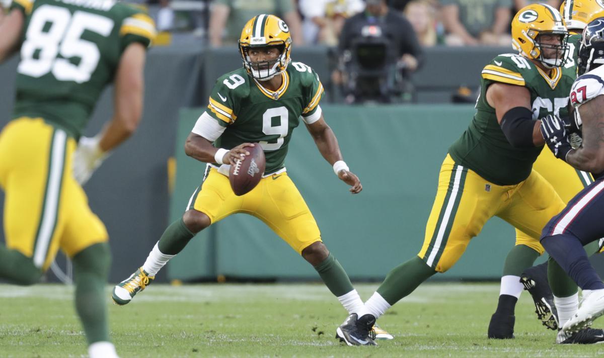 DeShone Kizer - Packers vs. Texans