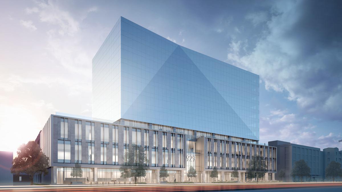 Brink office building