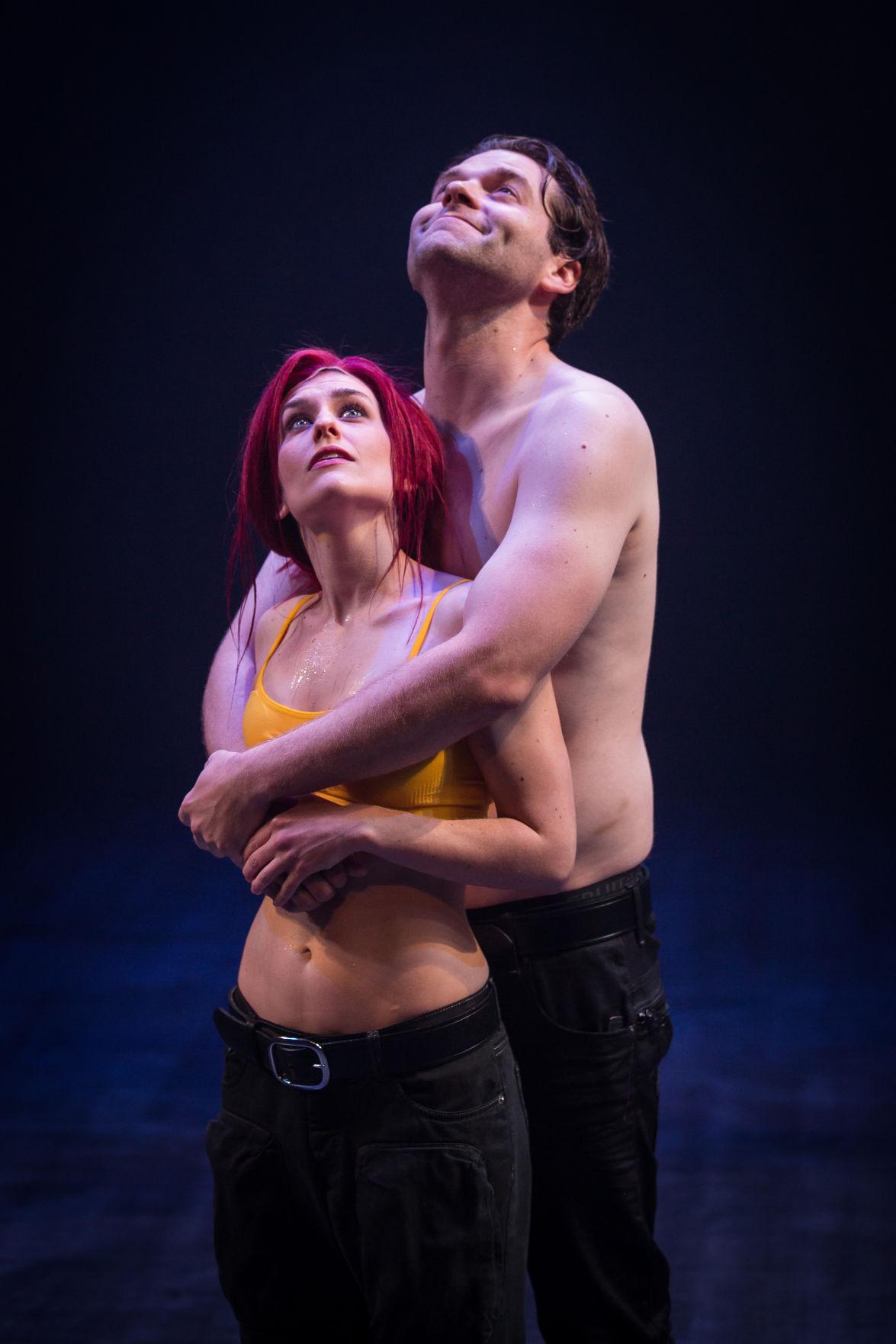 Eurydice and Orpheus