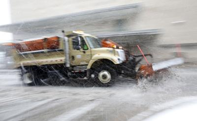 Madison snow plow, State Journal generic file photo