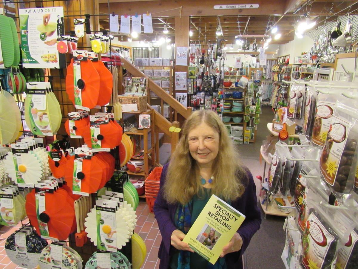 Specialty Shop Retailing book
