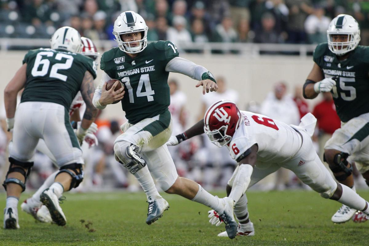 Badgers Football Team Prepares For Retooled Michigan State