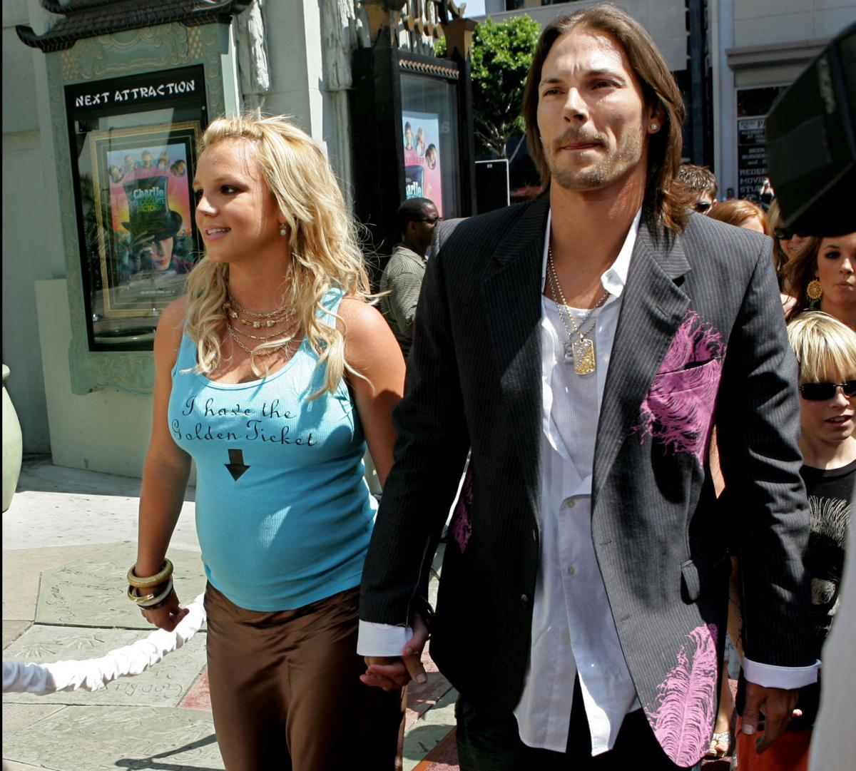 where is kevin federline today