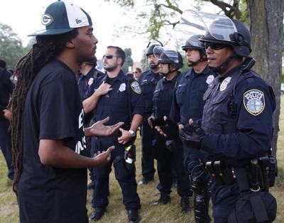 Officer Involved Shooting Milwaukee