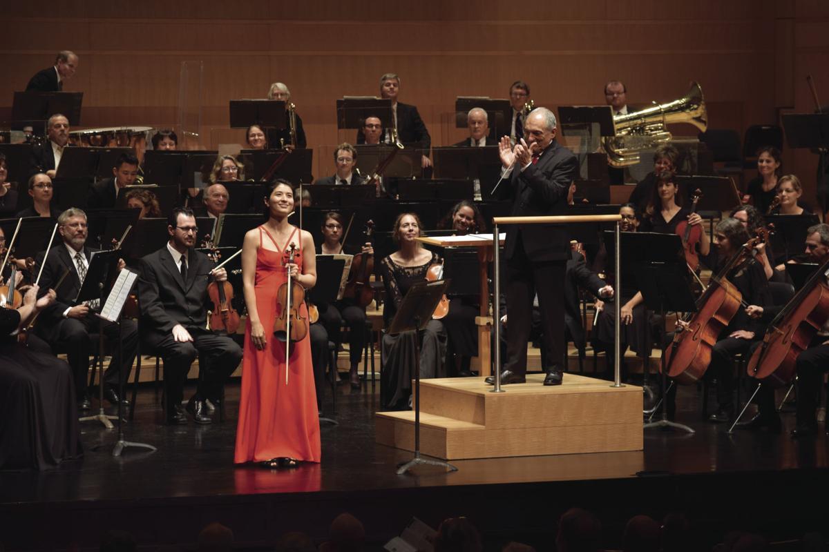 Madison Symphony Naha Greenholtz