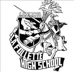 Madison La Follette Lancers logo