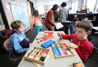 Montessori school charter request