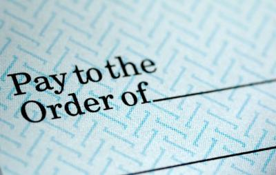 Generic paycheck istock photo (copy)