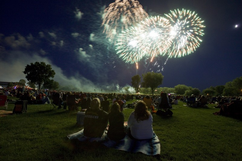 Rhythms Of Nature Without Booms >> City Panel Asks For Study On Environmental Impact Of Fireworks