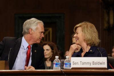 Ron Johnson, Tammy Baldwin