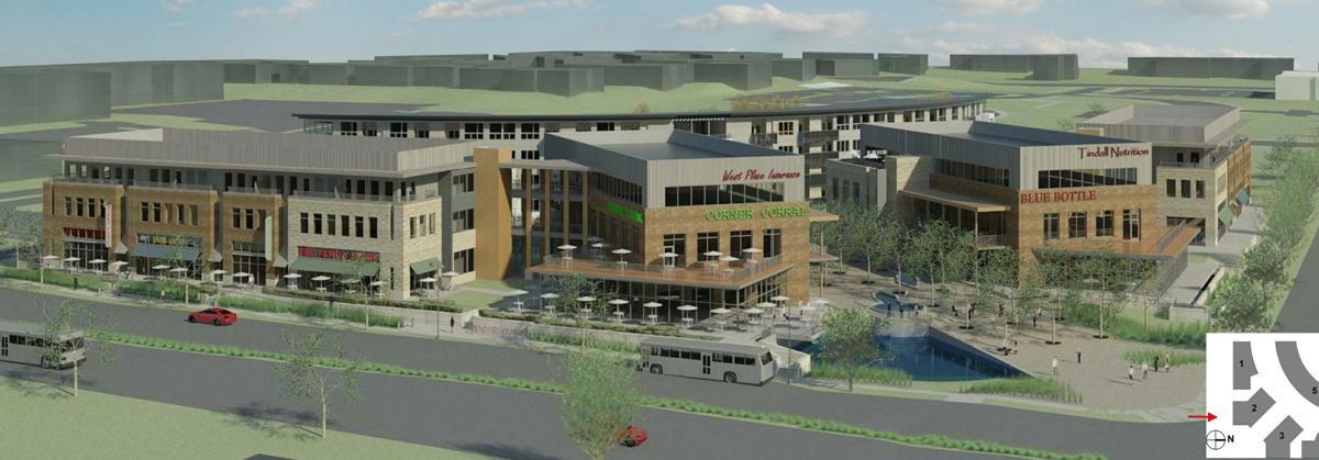 Livesey redevelopment